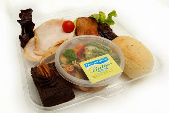 Example of BBB Lunch Box