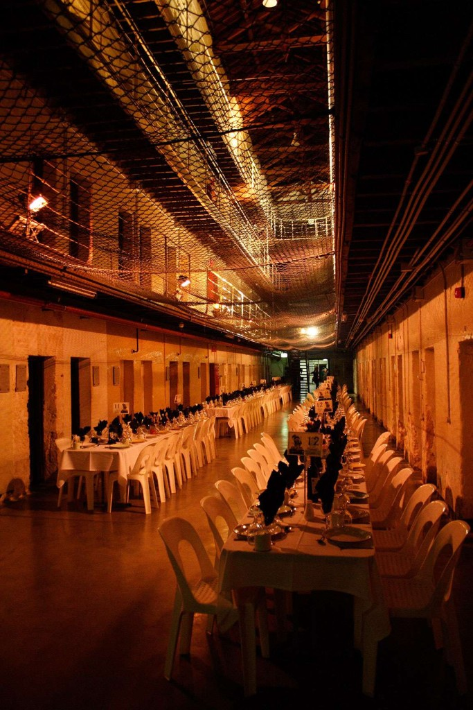 Fremantle Prison - Inside
